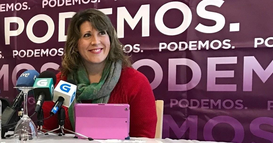 Carmen santos podemos galicia