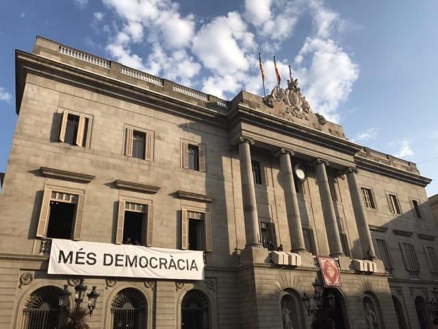 Ayuntamiento Barcelona 1