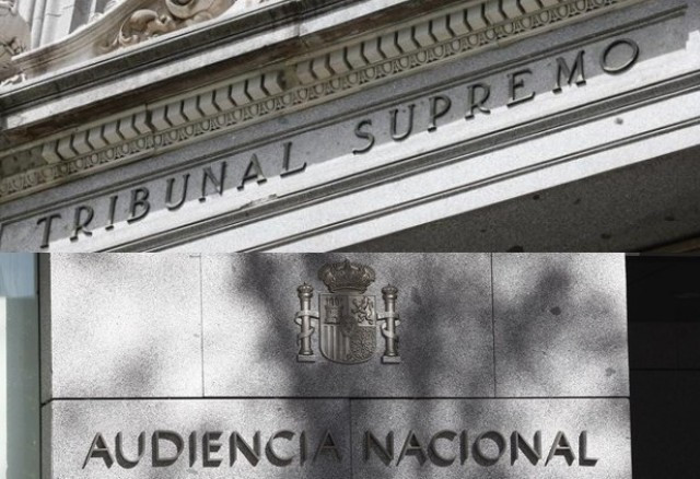 Tribunal supremo y audiencia nacional 1