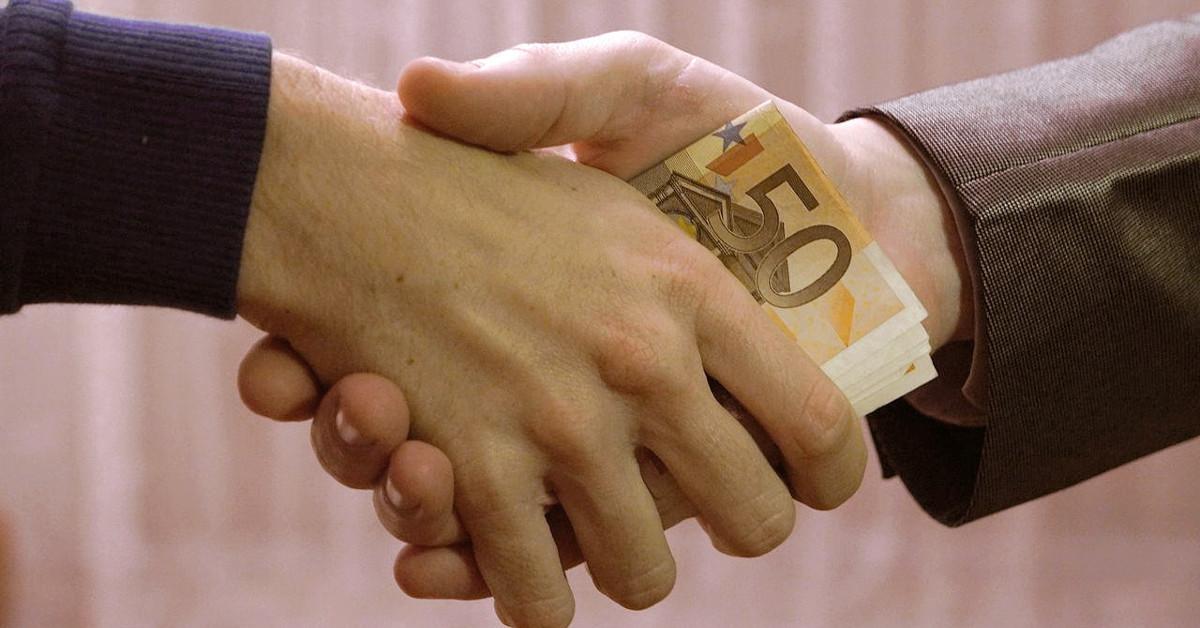 Corrupcion billetes