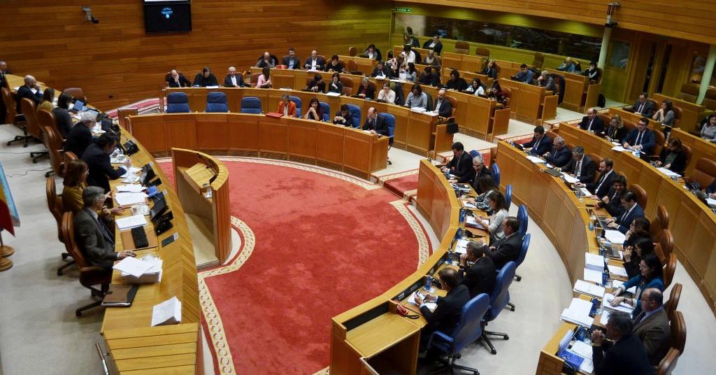 Parlamento pleno
